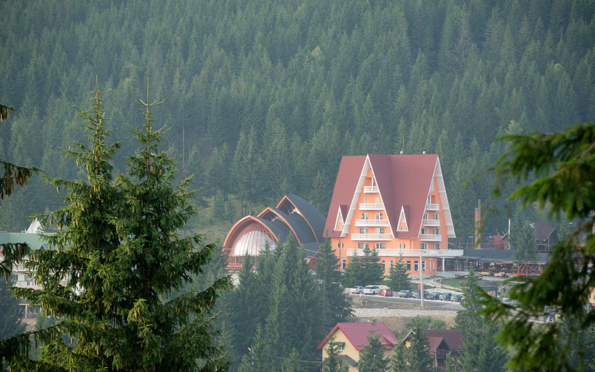 Hotel Four Seasons - Vârtop, Arieșeni